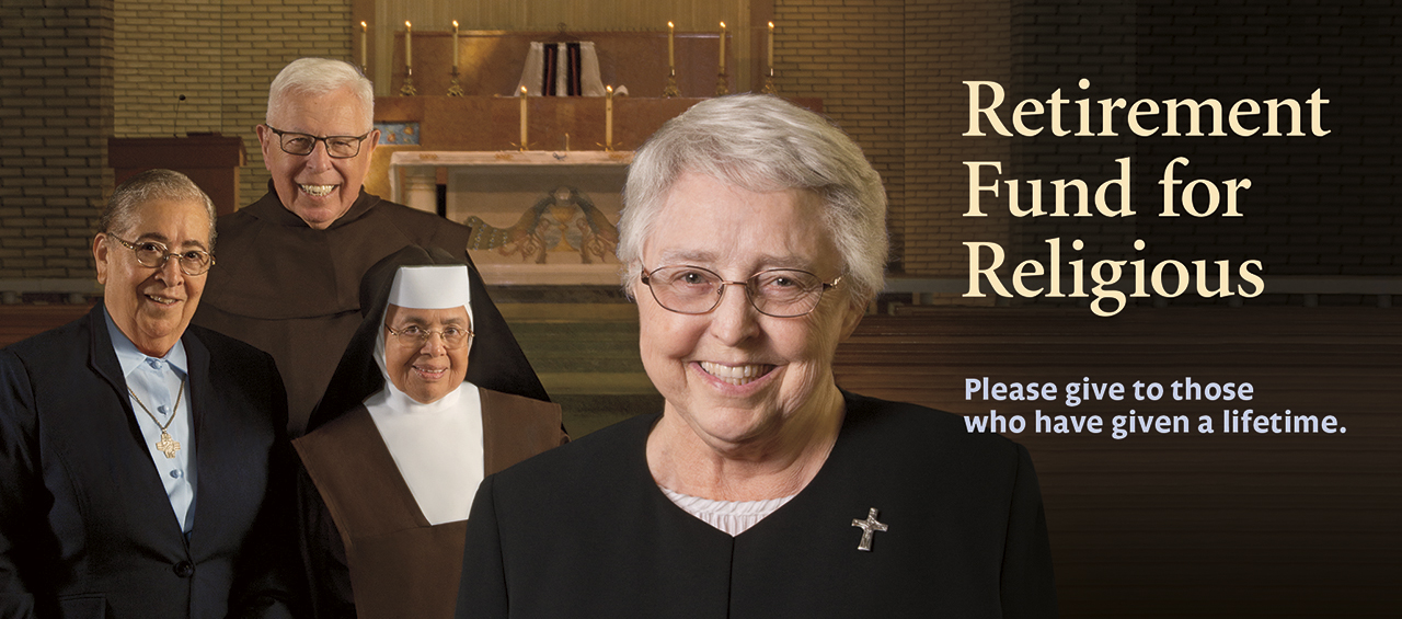 Image result for retirement fund for religious