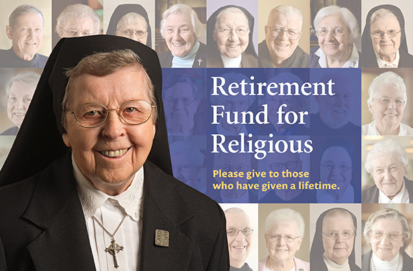 Meet the women and men religious featured in our 2016 campaign materials.