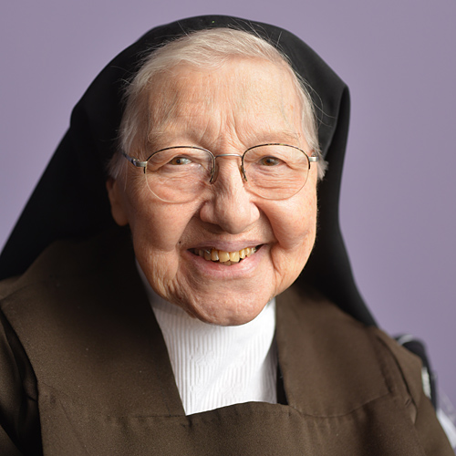 Sister Anne Mika, OCD