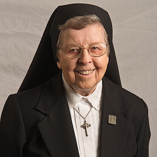 Sister Rita Polchin, SSCM
