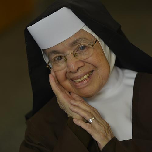 Sister Alfonsina Sanchez, OCD